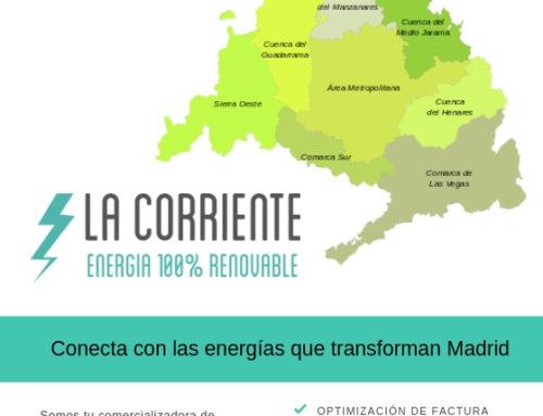 Por fin puedes ser socia de la cooperativa eléctrica madrileña siendo socia del Mercado Social de Madrid. #EnchufaLaCorriente