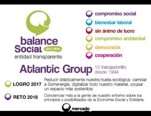 Atlantic Group tiene nuevo local