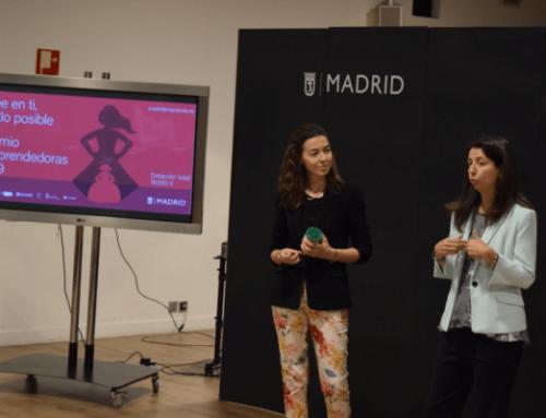 El proyecto MoringaSmile finalista del IX Premio Emprendedoras