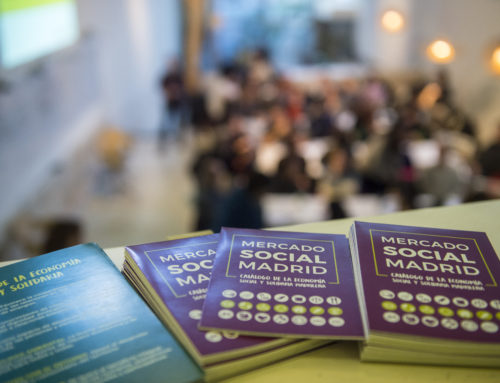Convocatoria de la Asamblea del  Mercado Social de Madrid y REAS Madrid