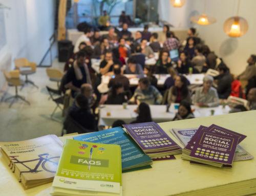Convocatoria de Asamblea de Mercado Social de Madrid y plenario de REAS