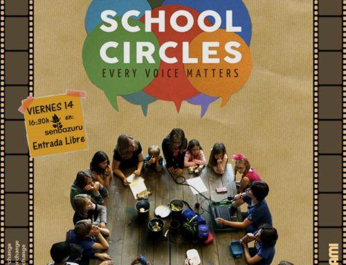 Proyección «School in circles»