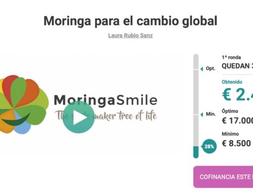 [MoringaSmile] Apoya el #crowdfoundingmoringa ¡Contamos contigo!