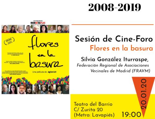 [Economistas sin Fronteras] Cine-debate en la Uni del Barrio