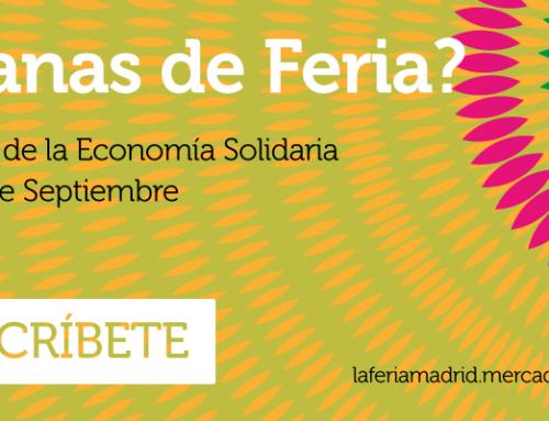 VI Feria de Economía Solidaria: abierto el plazo de inscripción para participar como entidad
