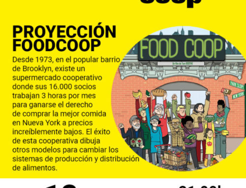 Proyección Food Coop