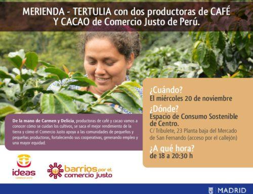 [Ideas] Desde Perú a los barrios de Madrid