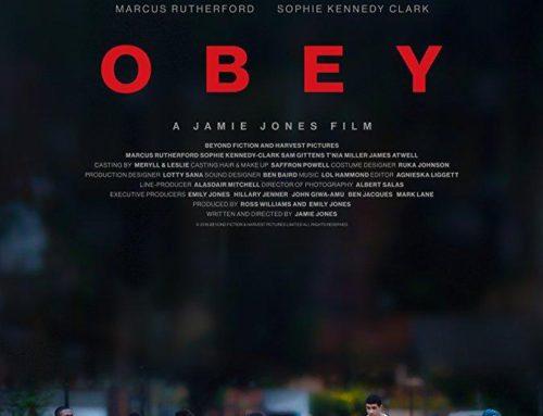 Proyección de la película OBEY, de Jamie Jones