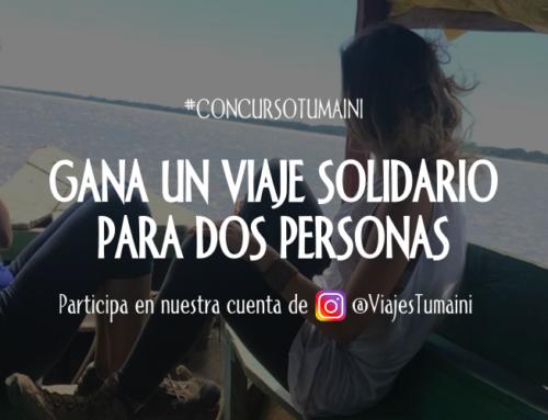 #ConcursoTumaini: ¡gana un viaje solidario para dos personas a Perú o Camboya!