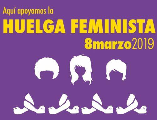 Hacia la huelga feminista del 8 de marzo