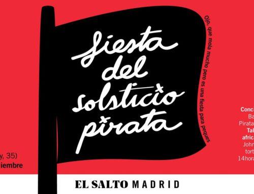 Fiesta del solsticio pirata