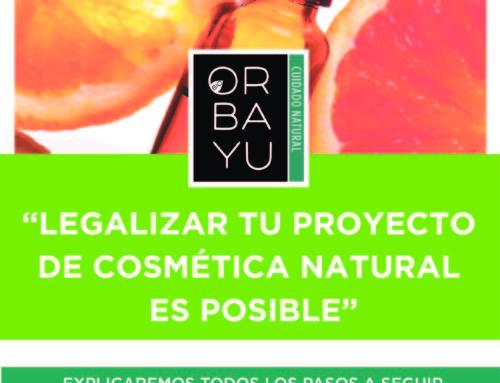 Charla «Legalizar tu proyecto de cosmética natural es posible» dada en Biocultura por Orbayu Natural S. Coop. Mad.