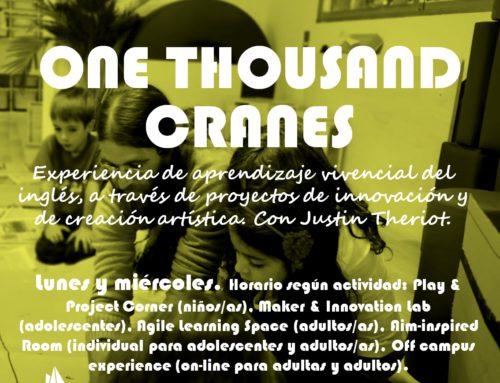 One Thousand Cranes