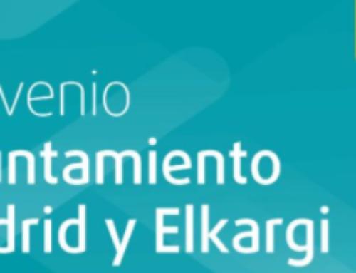 Convenio Ayuntamiento de Madrid y Elkargi para la financiación de la economía social y solidaria