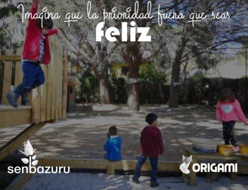Campamento Origami: juego en libertad y aprendizaje autodirigido