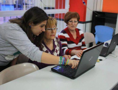 Tertulias tecnológicas para mamás y otras cuidadoras
