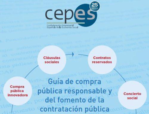 Guía de CEPES sobre contratación pública responsable