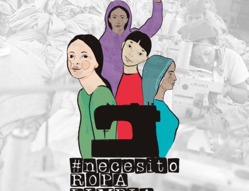 La Campaña Ropa Limpia lanza un crowdfunding para seguir defendiendo los derechos de quienes hacen nuestra ropa