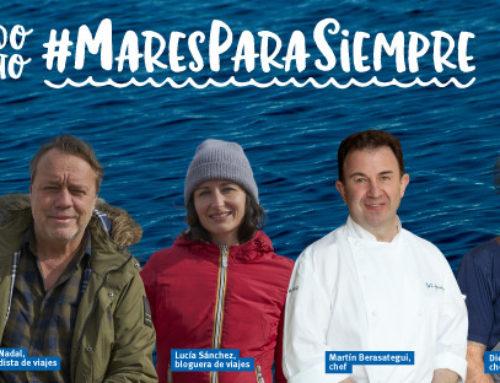 Continúa el movimiento #MaresParaSiempre