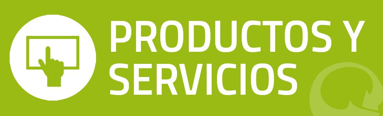 Productos y servicios del Mercado Social