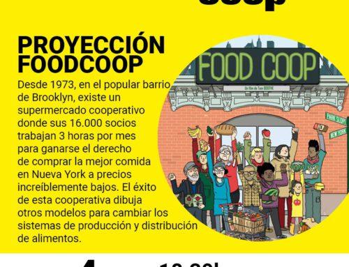 Proyección del documental 'Food Coop'