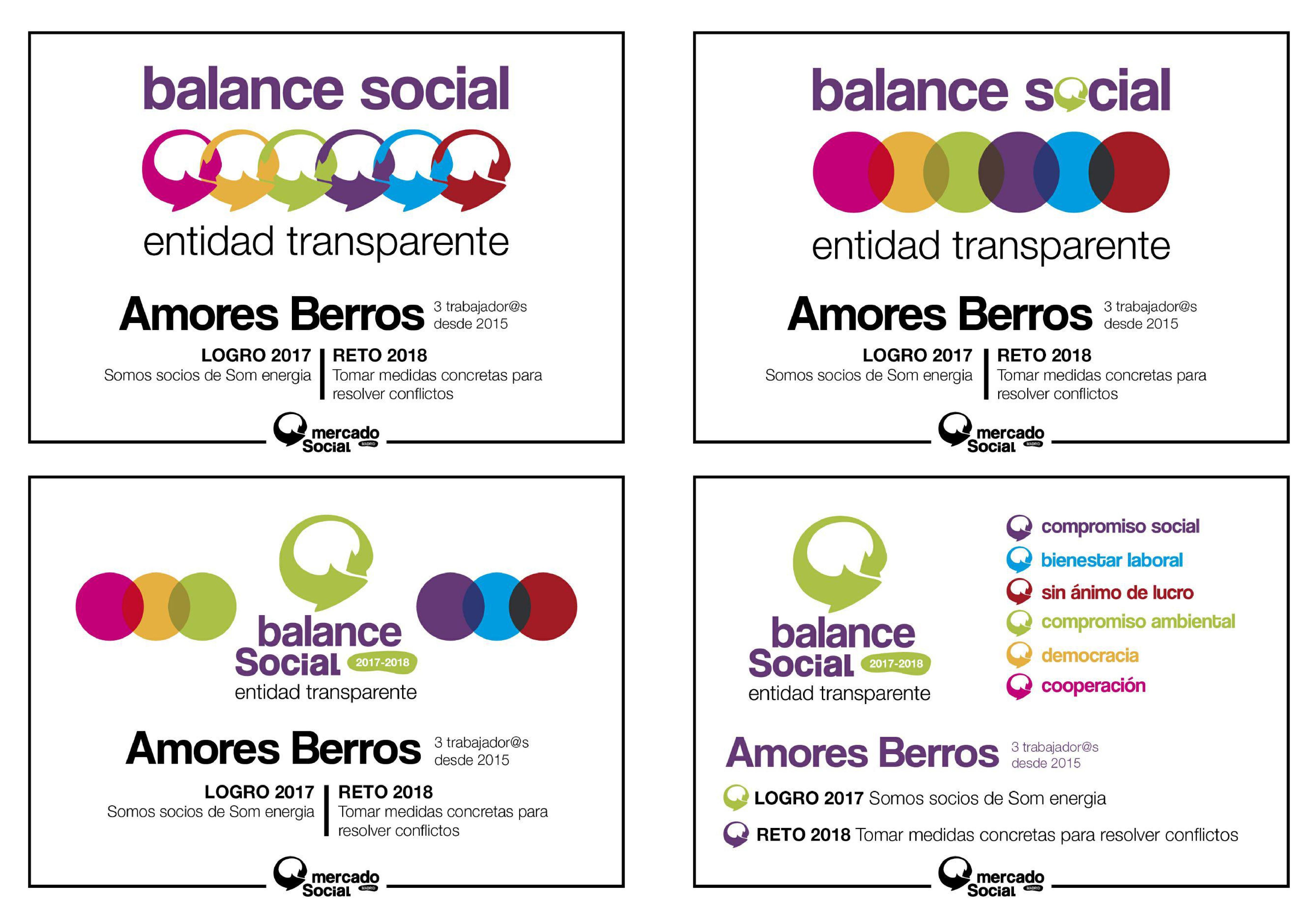 Abierta la votación del nuevo sello del Balance Social